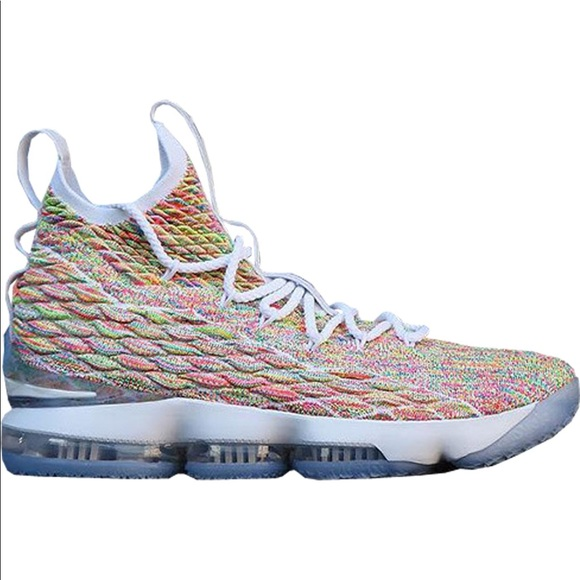 """free shipping 03891 871b1 Lebron 15 """"Cereal"""""""